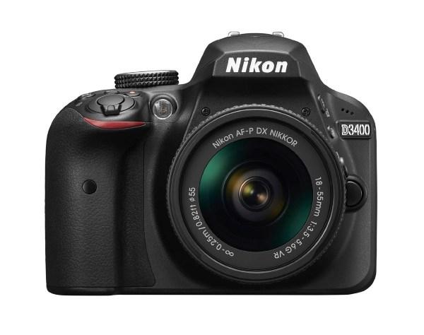 Nikon D3400 popular dslr