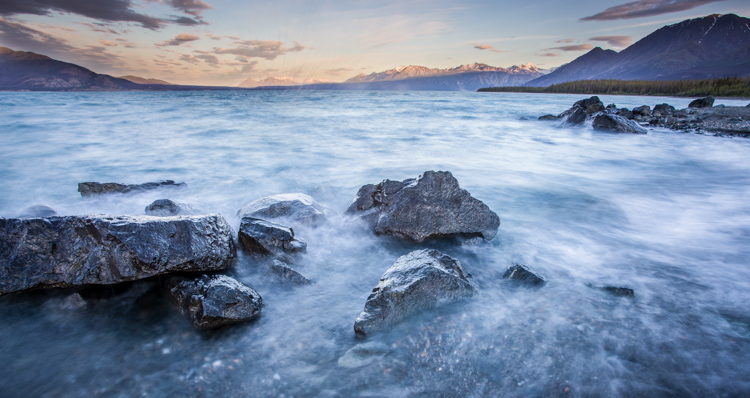 Five Most Essential Camera Settings seaside landscape