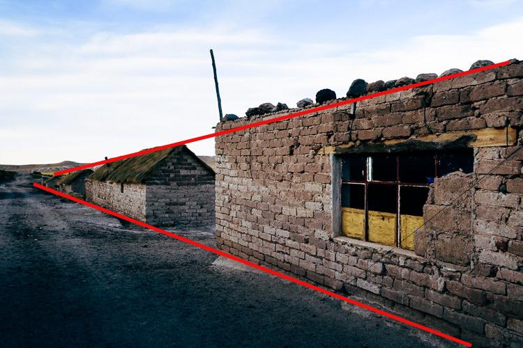 como adicionar profundidade e dimensão na composição da perspectiva