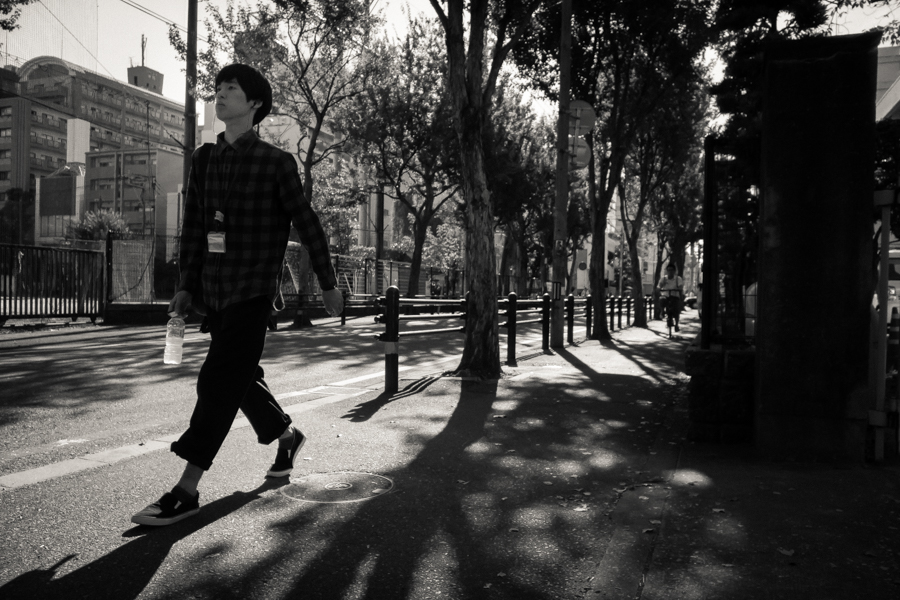 Settings For Black And White Street Photography