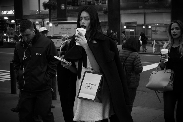 7 Vital Tips to Improve Your Candid Street Photography Broadway, New York Street Photography