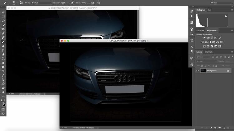 Automotive photography tips 09