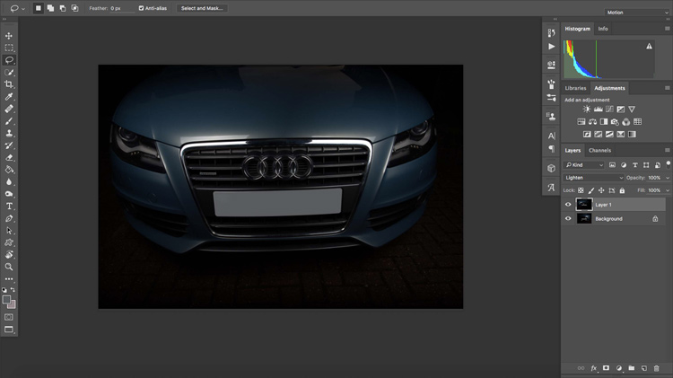 Automotive photography tips 13