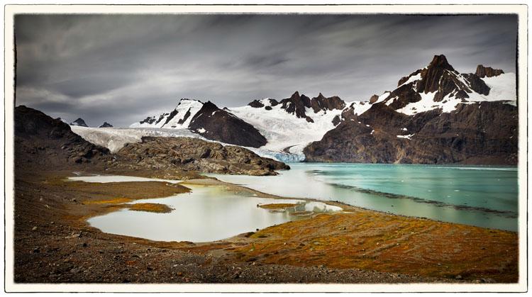 Peter Eastway Antarctica