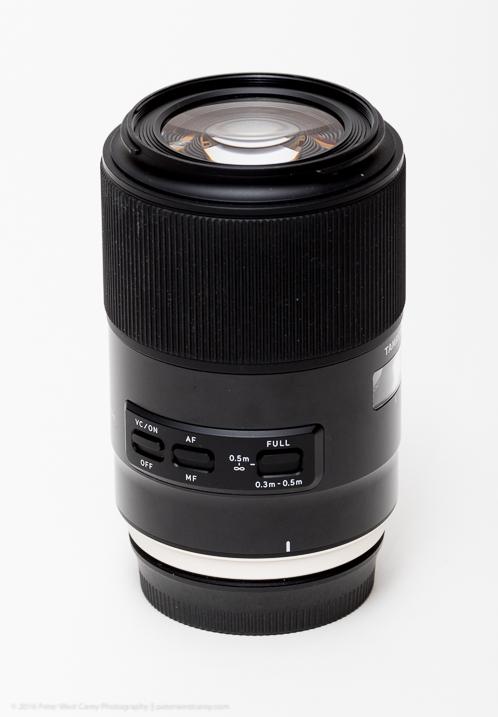 Tamron 90mm Macro Di f/2.8 VC USD