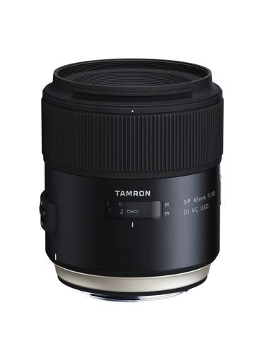 Tamron SP 45mm F1 8 Di VC USD model F013 Canon mount
