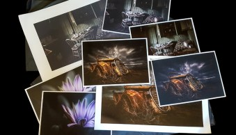 How to Prepare a Photography Exhibit of Your Work