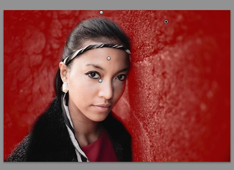 3种方法使用Lightroom和Silver Efex Pro 2制作可选择的彩色肖像