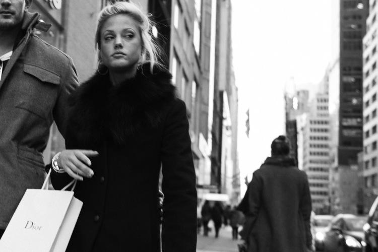 5th Avenue, New York Street Photography