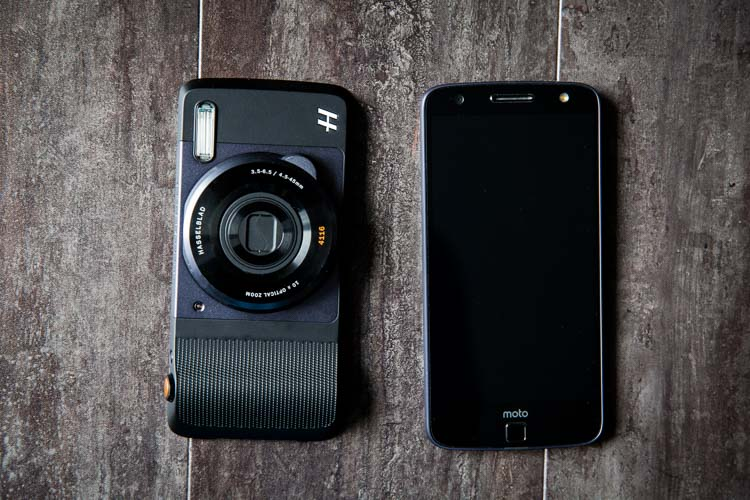 Field Test: The Hasselblad True Zoom Camera and Moto Z Smartphone