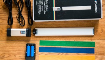 Polaroid BrightSaber Travel continuous light for phtoography