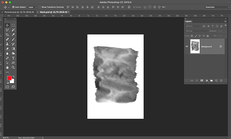 08 How to create your own Layer Masks