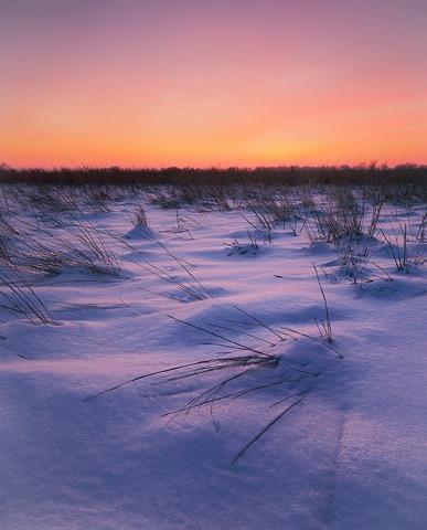 Tips for Photographing the Prairie Landscape in Winter - Be Open 2