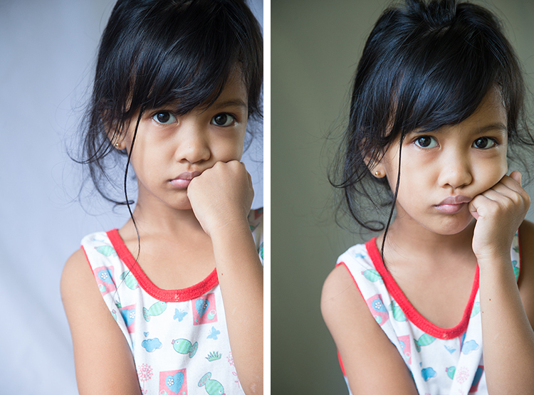Two Tips for Making Portraits with a Black Background