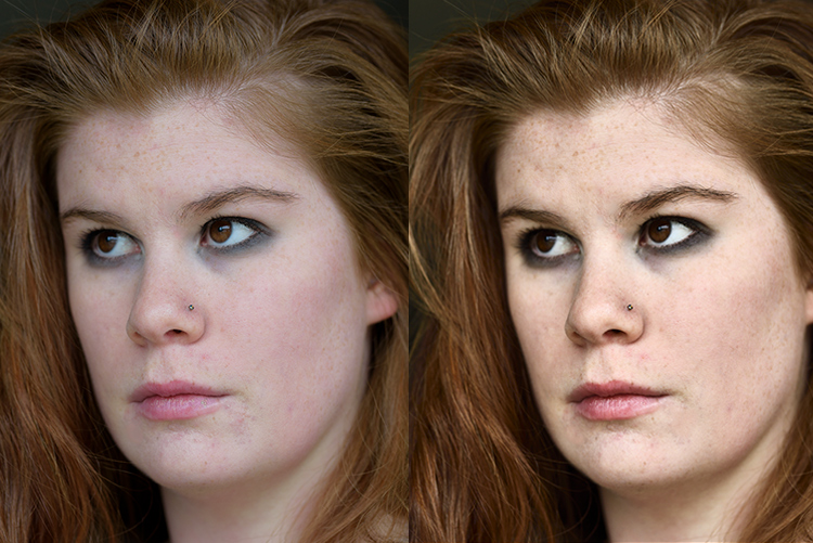 Gritty Portrait Picture Control - Customizing Your Images With In-Camera Picture Styles