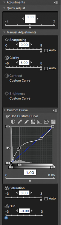 Nikon Picture Control Utility Adjustments - Customizing Your Images With In-Camera Picture Styles