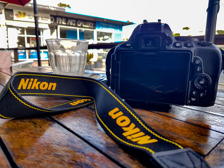 Review Nikon D5600 Camera Body