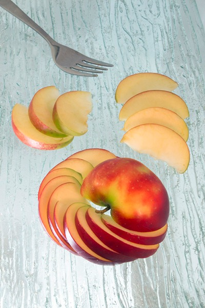 An Apple a Day Keeps Creativity Awake