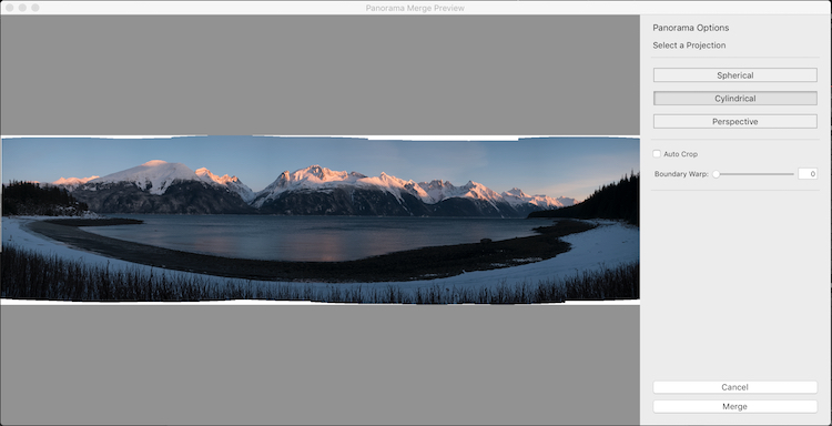 How to Create a Panorama Photo