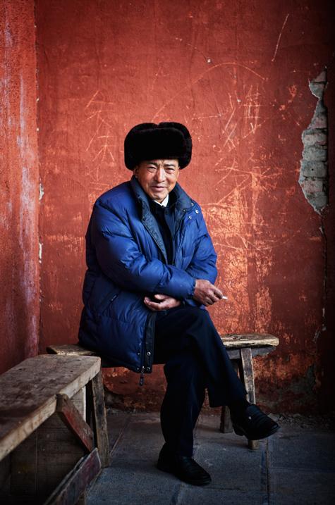 street portraits photography China