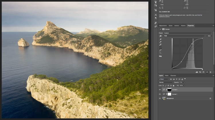 How to Understand Curves in Photoshop