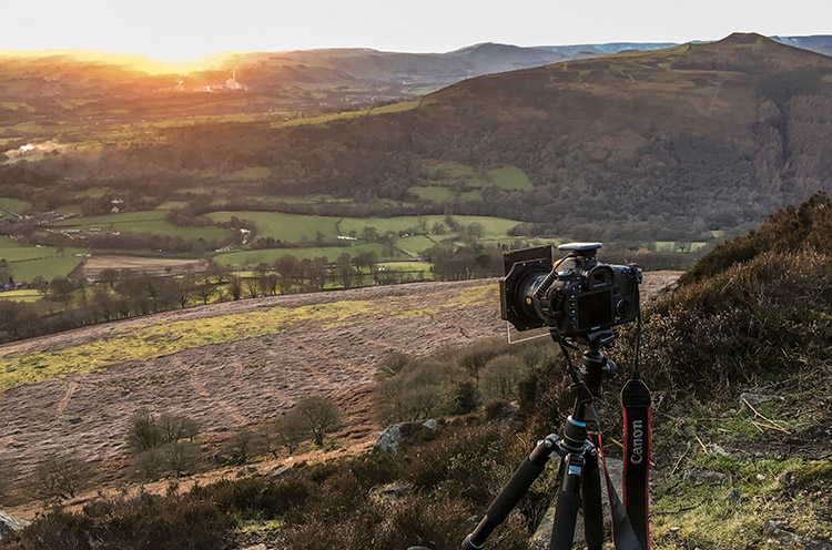 How to Use a Neutral Density Filter to Control Depth of Field