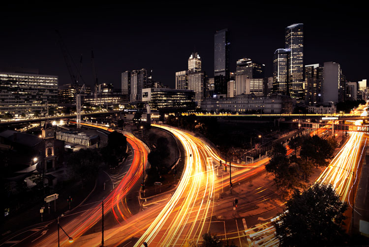 city landscape photography