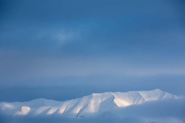 Image: Compare this version which is at 5000K with no extra adjustments on the mountains. See how su...