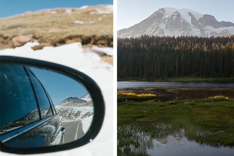 Landscape Photo of mountains - 7 Landscape Photography Tips