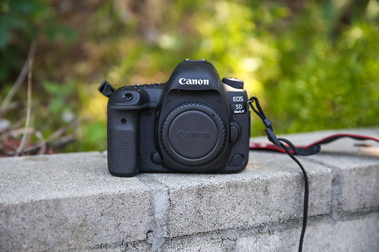 Overview of the New Canon 5D Mark IV