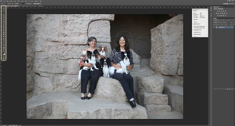 How to Merge and Combine Images in Photoshop