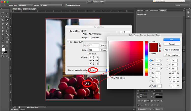 How to Make Your Own Image Frames and Borders Using Photoshop