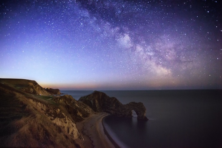 6 Ideas for More Creative Landscape Photography - Milky Way