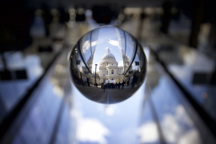 6 Ideas for More Creative Landscape Photography - refraction
