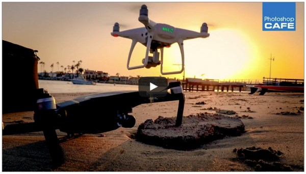 Side by Side Drone Comparison – DJI Mavic Pro Versus the Phantom Pro 4