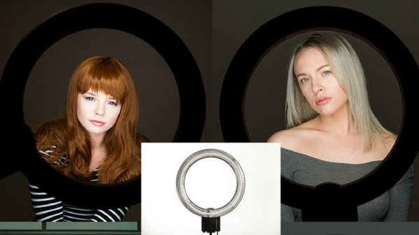 Review of the Interfit Fluorescent Ring Light INT812