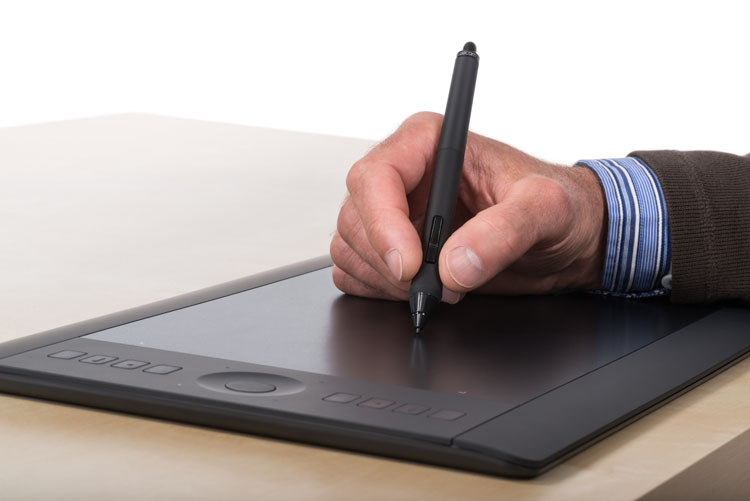 wacom tablets Intuos Pro medium