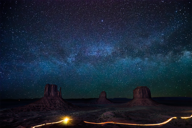 How to Use the Star Walk 2 App for Milky Way Photography