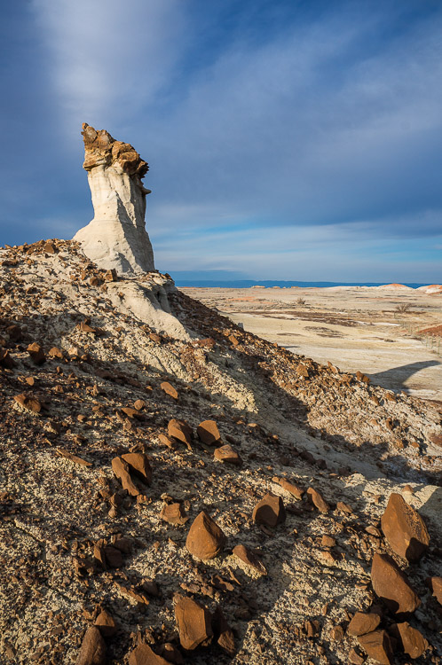 Bisti Badlands, New Mexico, by Anne McKinnell - habits better photographer
