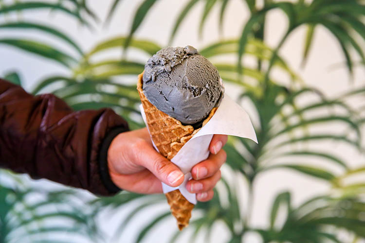 6 Tips for Improving Your Food Photography Instagram Game - ice cream