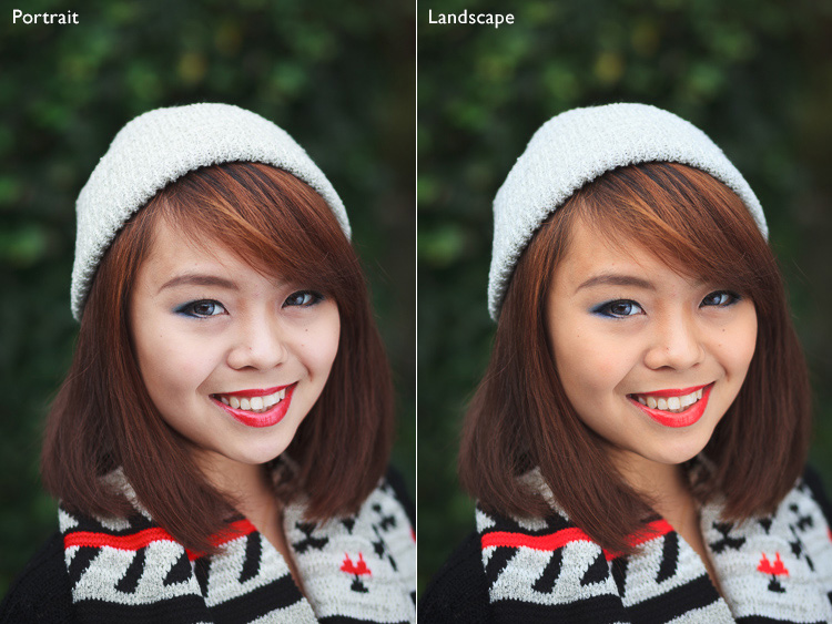 Color profiles in Lightroom