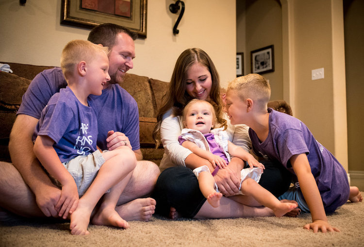 4 Lessons for Aspiring Family Portrait Photographers