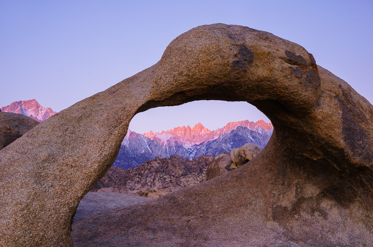 Mobius Arch by Anne McKinnell - How to Compose Photos with Impact Using Elements of Design