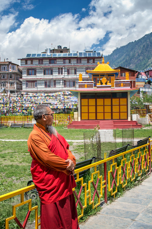 Himalaya Nyingmapa Buddhist Temple Himachal Pradesh India - 5 Tips for Travel Photography