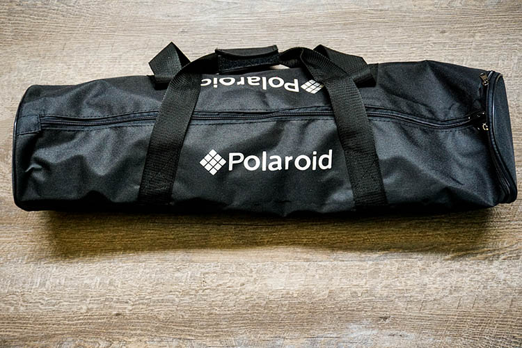 Review of the Polaroid Pro Studio Digital Flash Umbrella Mount Kit