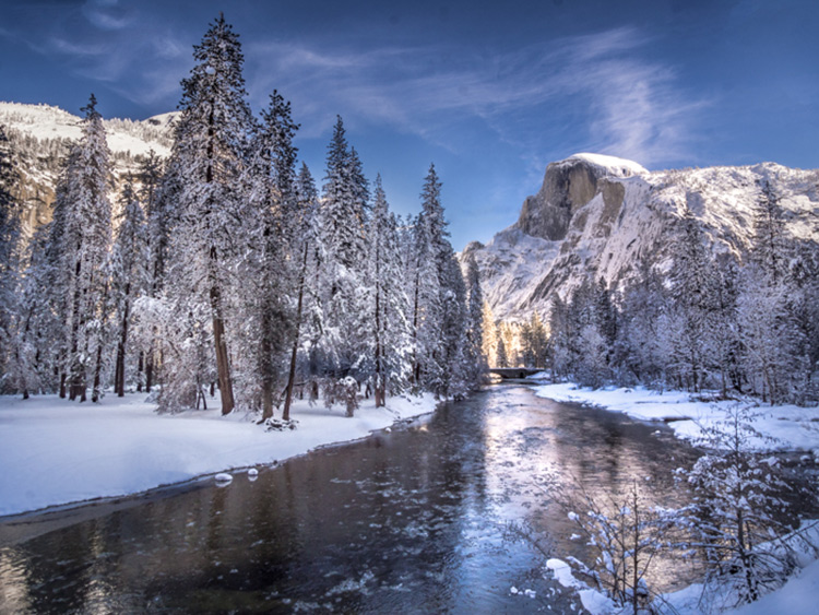 Yosemite Winter - Photographic Lessons Learned from Ansel Adams