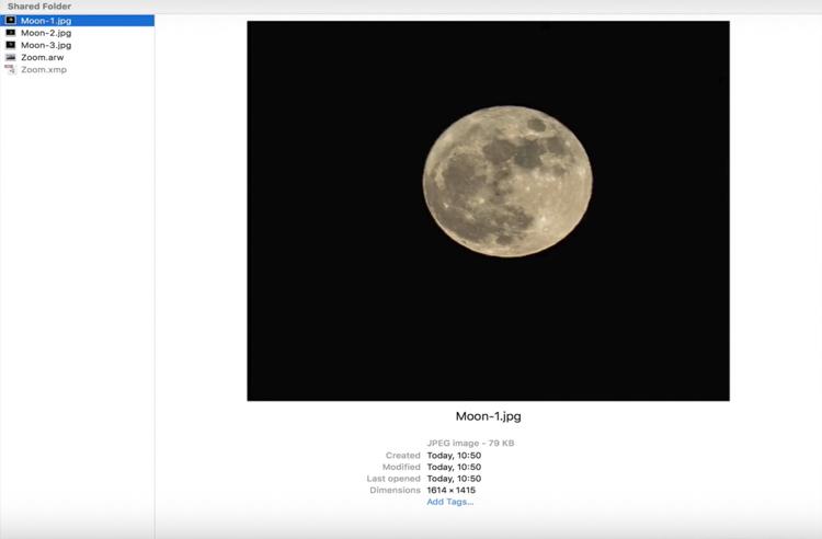 Add moon photoshop 04