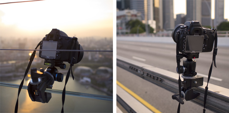 Clamp - Recommended Gear for Doing Long Exposure Photography at Twilight and Dusk