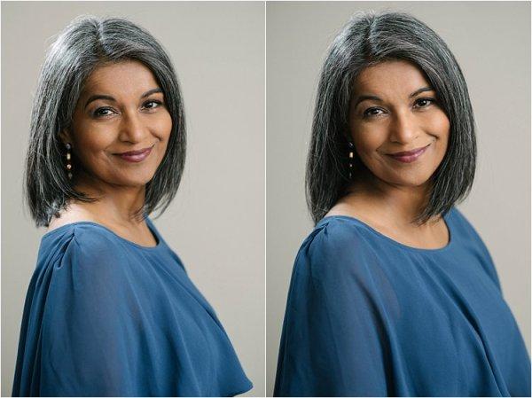 Portrait Comparison – Flash Versus Natural Light
