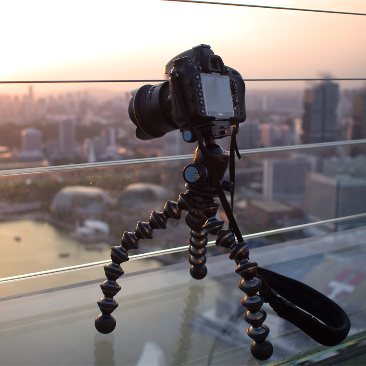 Mini tripod - Recommended Gear for Doing Long Exposure Photography at Twilight and Dusk